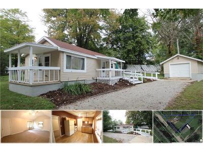 Xenia Single Family Home Active/Pending: 517 Summit Street