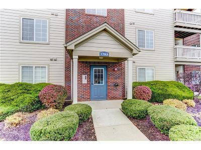 Miamisburg Condo/Townhouse For Sale: 1783 Waterstone Boulevard #207