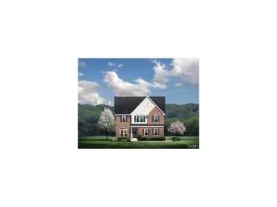Beavercreek Single Family Home For Sale: 2872 Ridge View