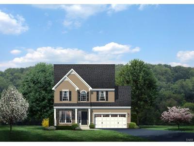 Beavercreek Single Family Home For Sale: 124 Ridge View