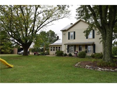 Single Family Home For Sale: 2407 Bantas Creek Road