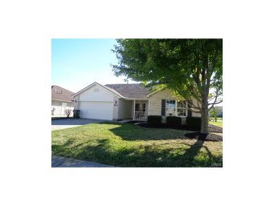 Xenia Single Family Home For Sale: 1258 Glen Kegley Drive