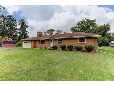 Beavercreek Single Family Home For Sale: 2275 Rustic View Drive