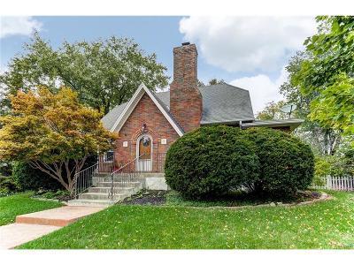 Beavercreek Single Family Home For Sale: 3736 Dayton Xenia Road