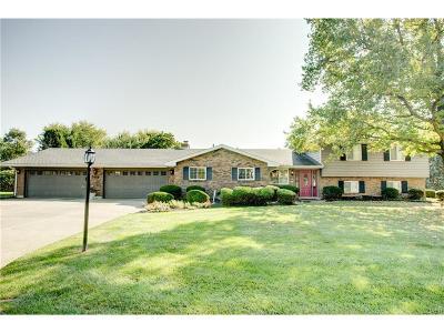 Beavercreek Single Family Home For Sale: 2216 Crab Tree Drive