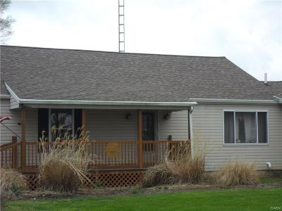 Troy Single Family Home For Sale: 4738 Piqua Troy Road