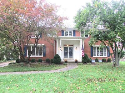 Dayton Single Family Home For Sale: 457 Chatham Drive