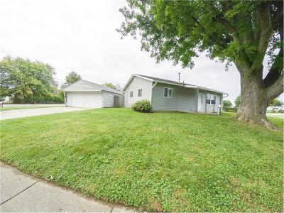 Xenia Single Family Home For Sale: 269 Sheelin Road