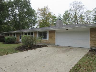 Beavercreek Single Family Home For Sale: 2946 Bruce Court