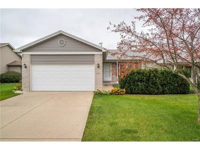 Xenia Single Family Home For Sale: 557 Kathys Way