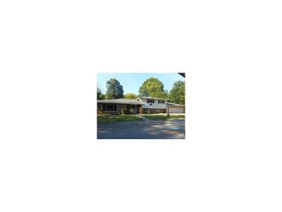 Fairborn Single Family Home For Sale: 251 Vine Street