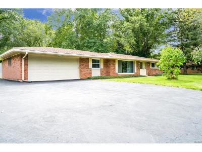Bellbrook Single Family Home Active/Pending: 2392 Sullivan Drive