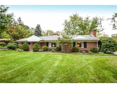 Kettering Single Family Home For Sale: 4420 Overland Trail