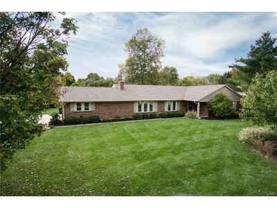 Centerville Single Family Home For Sale: 7622 Pelbrook Farm Drive
