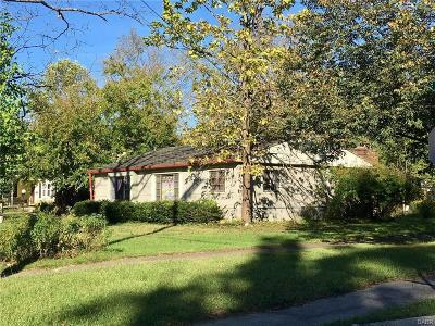 Yellow Springs Single Family Home Active/Pending: 821 High Street