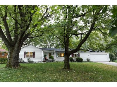Beavercreek OH Single Family Home Active/Pending: $134,900