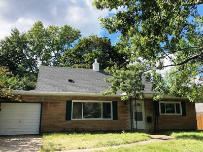 Kettering Single Family Home Pending/Show for Backup: 3807 Longridge Drive