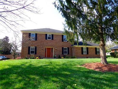 Centerville Single Family Home For Sale: 6749 Innsbruck Drive