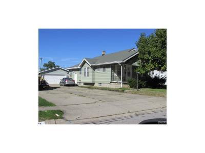 Fairborn Single Family Home For Sale: 809 Washington Avenue