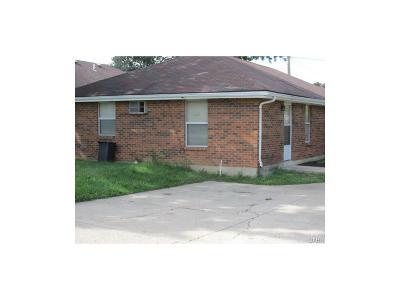 Fairborn Multi Family Home For Sale: 161 Madison Avenue #163