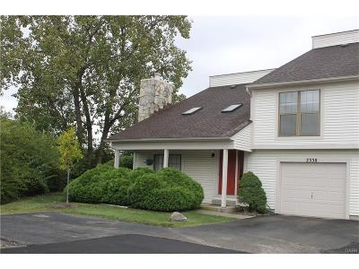 Fairborn Condo/Townhouse For Sale: 2338 Fieldstone Circle