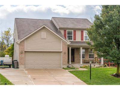 Miamisburg Single Family Home For Sale: 2148 Parkwyn Drive
