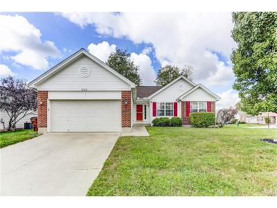 Xenia Single Family Home For Sale: 296 Georgia Drive