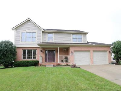 Miamisburg Single Family Home Active/Pending: 2051 Michelle Court