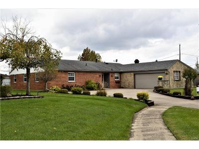 Dayton OH Single Family Home For Sale: $139,900