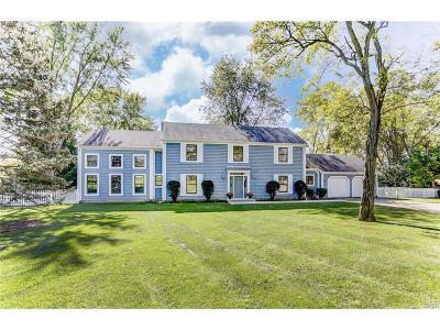 Centerville Single Family Home Active/Pending: 480 Whipp Road