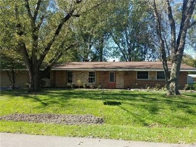 Bellbrook Single Family Home For Sale: 2371 Barnett Drive