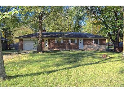 Beavercreek OH Single Family Home For Sale: $110,000