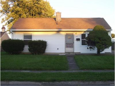 Vandalia Single Family Home For Sale: 178 Westhafer Road