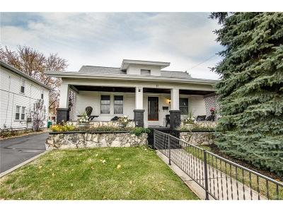 Fairborn Single Family Home Active/Pending: 11 Hebble Avenue