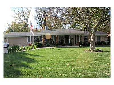 Bellbrook Single Family Home Active/Pending: 2205 Linda Drive