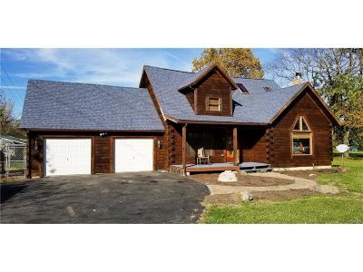 Trotwood Single Family Home Active/Pending: 8451 Post Town Road