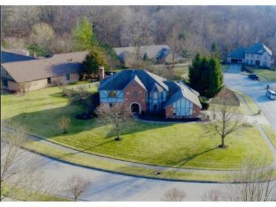 Beavercreek Single Family Home For Sale: 3969 Maple Grove Lane