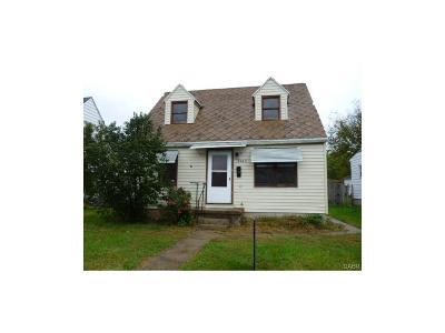 Dayton Single Family Home Active/Pending: 2043 Stegman Avenue