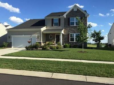 Tipp City Single Family Home Active/Pending: 2576 Blueflag Street