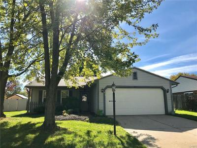 Huber Heights Single Family Home Active/Pending: 6248 Beacon Tree Court