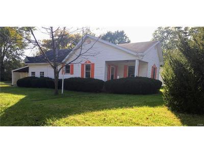 Yellow Springs Single Family Home For Sale: 703 Dayton Street