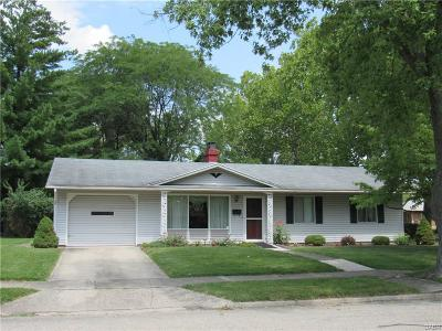Troy Single Family Home For Sale: 1303 Chelsea Road