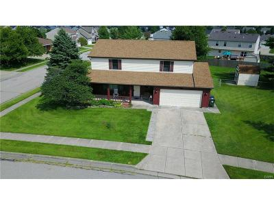 Xenia Single Family Home For Sale: 2565 Childers Drive