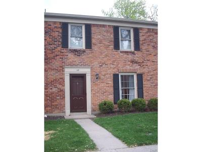 Centerville Condo/Townhouse For Sale: 43 Cranston Court