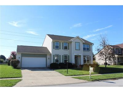 Miamisburg Single Family Home Active/Pending: 3482 Old Lantern Court