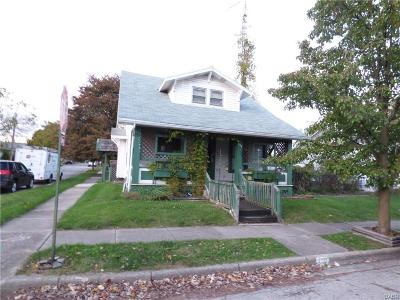 Tipp City Single Family Home For Sale: 329 Plum Street