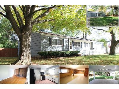 Kettering Single Family Home Active/Pending: 1904 Hazel Avenue