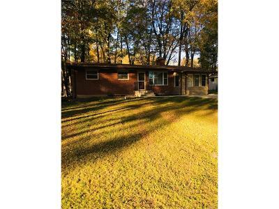 Beavercreek OH Single Family Home For Sale: $127,000
