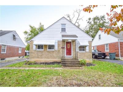 Dayton Single Family Home For Sale: 4238 Cleveland Avenue