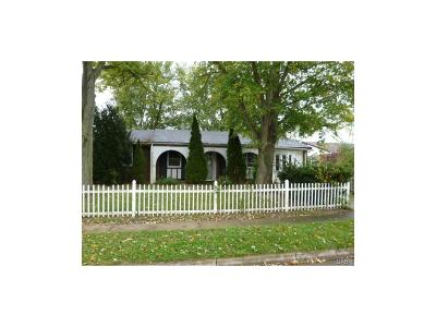 Xenia Single Family Home For Sale: 2291 Carolina Drive